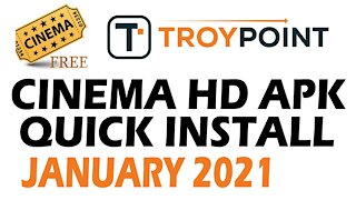 How to Install Cinema HD APK on Firestick, Fire TV, Android - Best App for Free Movies & TV Shows