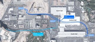 Underground people mover could expand in Las Vegas