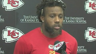 Eric Berry of Kansas City Chiefs talks about James Winchester and Oklahoma City airport shooting - Video