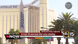 Heroes step up during deadly Las Vegas shooting - Video