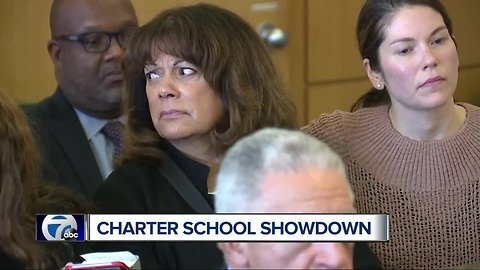 Sharon McPhail agrees to stay out of charter school during settlement talks over her firing