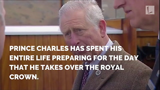 Prince Charles Future Decided. Prime Minister Confirms & Has Queen's Blessing - Video
