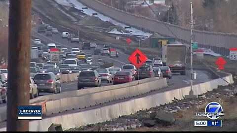CDOT, private company working to figure out why US 36 collapsed, next steps in rebuild