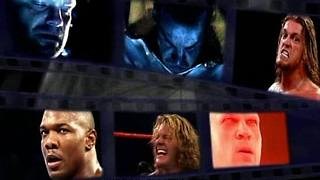 WWE WrestleMania 21 - Money In The Bank Ladder Match - Video