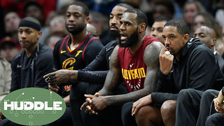 Who ELSE Do the Cavs Need to Add to Their Team Before the Trade Deadline? -The Huddle - Video