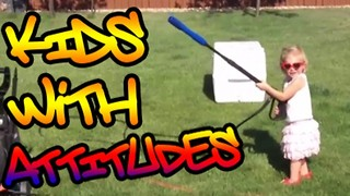 Kids With Attitudes #5 - Video