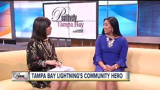 Positively Tampa Bay: Lightning Community Hero - Video