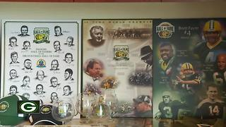 Packers Hall of Fame Tent Sale preview - Video