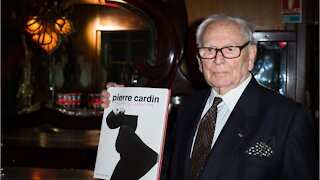 Pierre Cardin Dies At 98