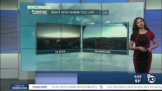 ABC 10News Pinpoint Weather for Sun. Feb. 14, 2021