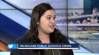Milwaukee Public School Hiring