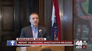 Investigative committee releases Greitens report - Video