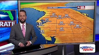 Florida's Most Accurate Forecast with Jason on Thursday, March 14, 2019