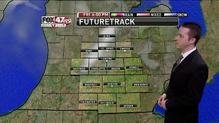 Dustin's Forecast 11-30 - Video
