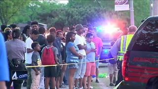 Two injured in officer-involved shooting along Milwaukee's lakefront - Video