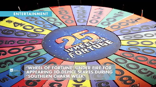 'Wheel Of Fortune' Under Fire For Appearing To Depict Slaves During 'Southern Charm Week' - Video
