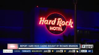 Hard Rock reportedly bought by Richard Branson - Video