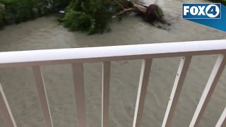 The day after Hurricane Irma on Marco Island - Video