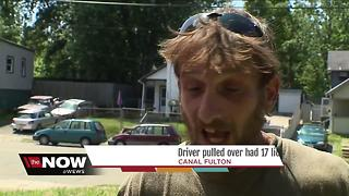 Man with 17 license suspensions says he was not driving, speaks out against police accusations - Video