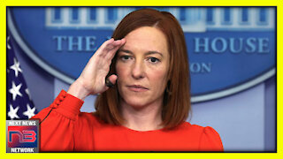 WHOA! Press Sec Psaki SNAPS at Reporter for Asking Simple Question