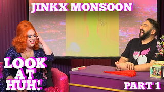 JINKX MONSOON on LOOK AT HUH! Part 1 - Video