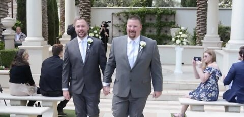 20,000th same-sex couple married in Vegas