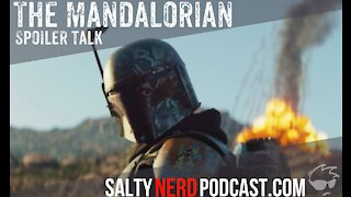 The Mandalorian S2E6 Review - The Tragedy (Salty Nerd Reviews)