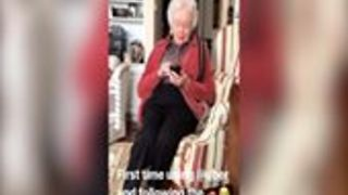 North Carolina Grandparents Experience Uber for First Time, Are Impressed - Video