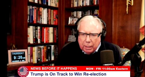 Dr Corsi NEWS 11-05-20: Trump is On Track to Win Re-election