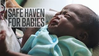 No place like home: The man saving premature babies - Video