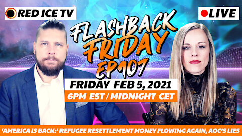 'America Is Back:' Refugee Resettlement Money Flowing Again, AOC's Lies - FF Ep107