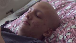 Boise teen fighting cancer asks for birthday postcards - Video