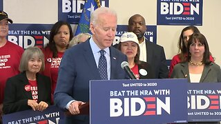 Biden Says He Was Never Arrested In South Africa