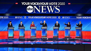 Democratic Candidates Debate Ahead Of New Hampshire Primary