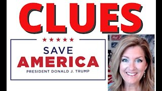 Clues to Save America! 1-27-21
