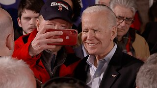 New Hampshire Voters Poised to Deliver Biden a Blow