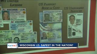 PolitiFact Wisconsin: Wisconsin safest in the nation - Video
