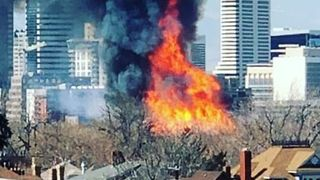 Six Injured, Two Unaccounted For Following Denver Construction Blaze