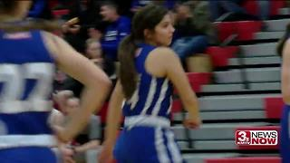 Bennington vs. Elkhorn girls basketball - Video