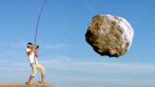On Science - Half-Ton Meteorite Found in Russia - Video