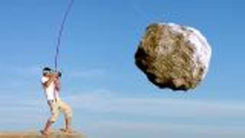 On Science - Half-Ton Meteorite Found in Russia