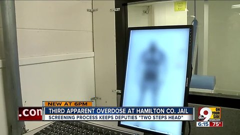 Hamilton County deputies try to keep drugs out of jails