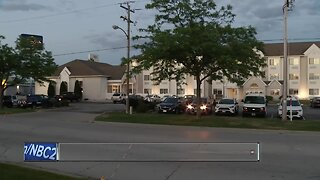 One person shot at Microtel Inn