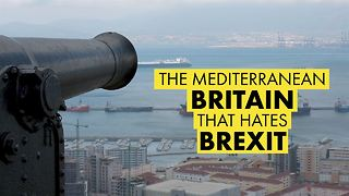 Gibraltar, Theresa May, and the Great Big Brexit Mess - Video