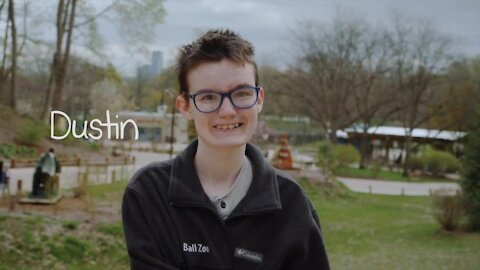 Dustin's adoption dream: 'I would like a family that has unconditional love and is patient'
