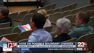 KHSD board to vote on possible high school boundary changes - Video