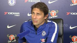 Conte calls 'bulls***' over Chelsea job rumours - Video