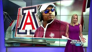Kevin Sumlin expected to be named UA coach - Video