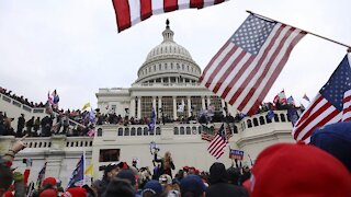 Man Charged With Encouraging Mob Before Capitol Riot