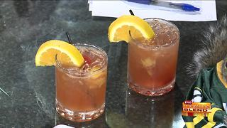 A Rock 'N Rye Old Fashioned for Labor Day